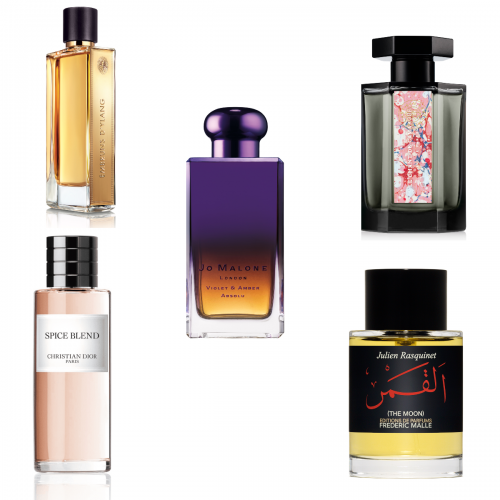 'Latest Launches: Amber, spice and all things nice'
