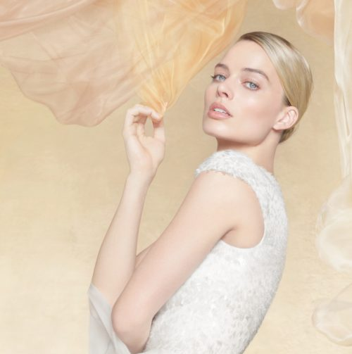 'Marvellous Margot: a new face (and a new perfume) for Chanel'