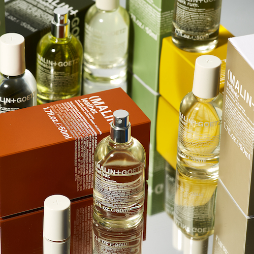 'Join Malin + Goetz for an exclusive fragrance launch'