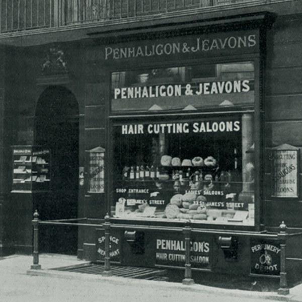 'Penhaligon's fascinating fragrant history'