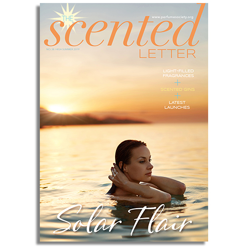 The Scented Letter 'Solar Flair' (Print Edition)