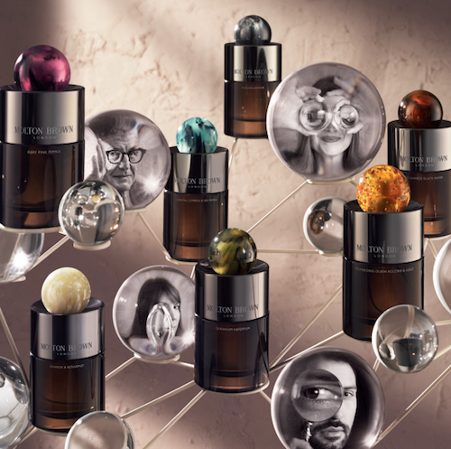 'A Tantalising Introduction to the Sense of Scent with Molton Brown'