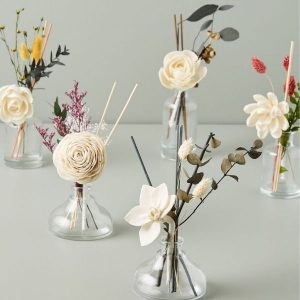 Anthropologie Floral Diffusers