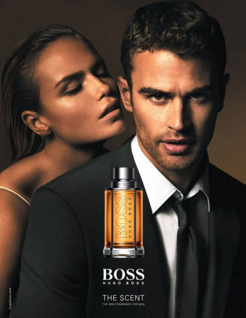 hugo boss the man
