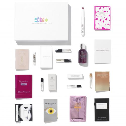 The Fragrance #FROW Discovery Box