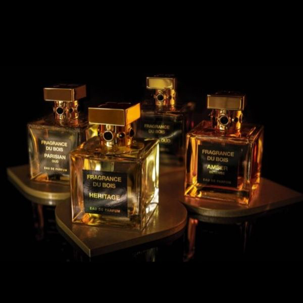 Fragrance Du Bois: sexy, sustainable & so right now