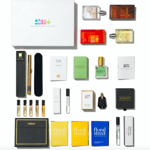 Precious Perfumes Discovery Box