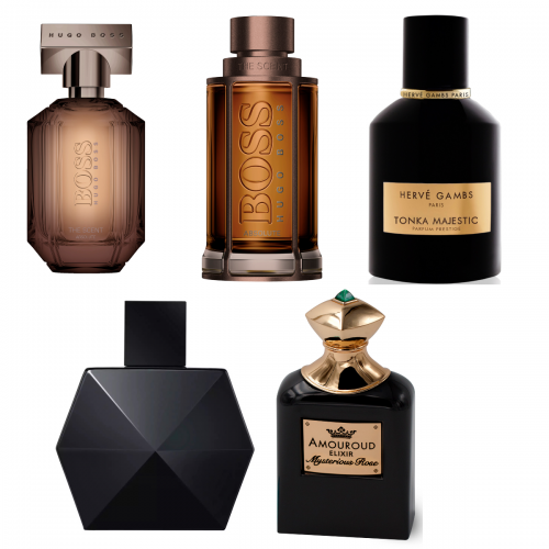 'Latest Launches: Seductive and smouldering'