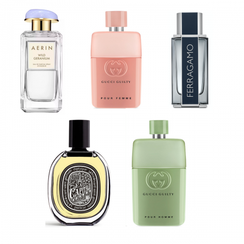 'Latest Launches: Sparkle for spring'