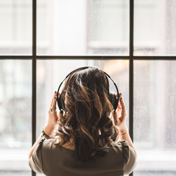 '5 perfumed podcasts to plug-in to while self-isolating'