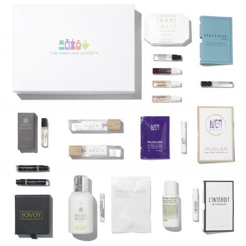 Luxury Layering Discovery Box