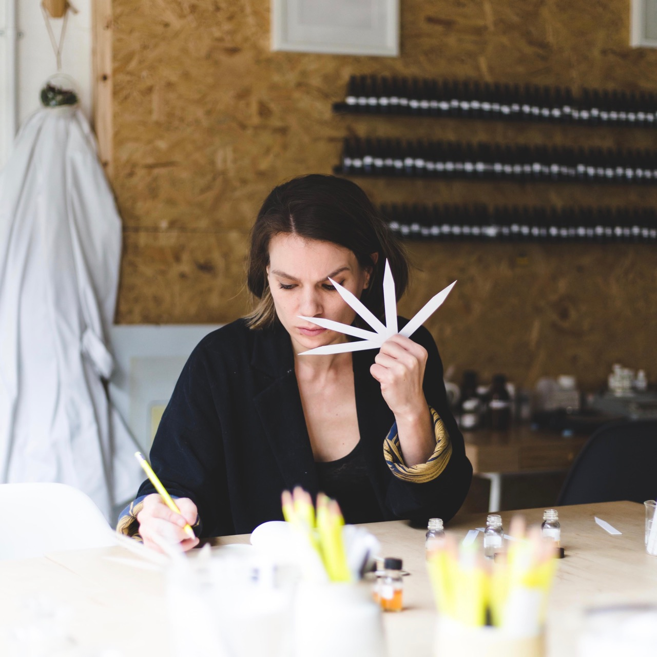 'Watch our InstaLive with Emmanuelle Moeglin of Experimental Perfume Club'