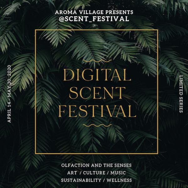 Digital Scent Festival explores senses online