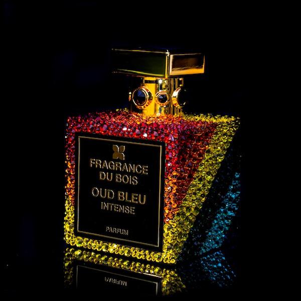 'Fragrance du Bois NHS raffle – win a bottle worth £5,000!'
