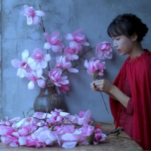 We've found the most relaxing, flower-filled films ever...