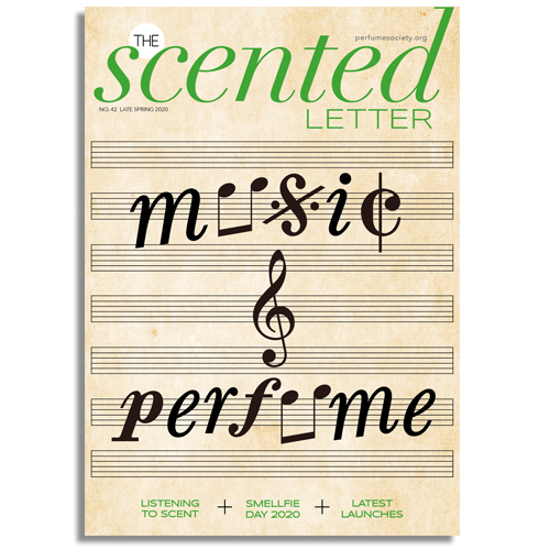 The Scented Letter 'Music & Perfume' (Print Edition)