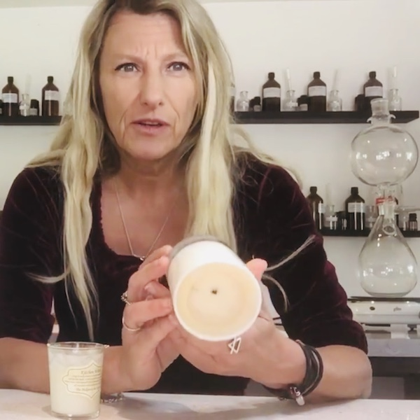 The Alchemistress solves your scented candle woes…