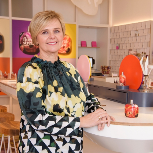 'Watch our blooming good chat with Floral Street founder Michelle Feeney'