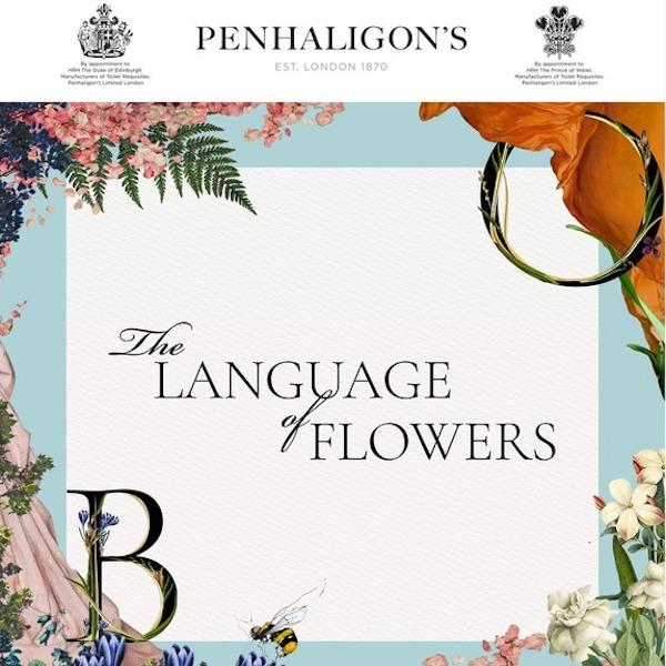 'Penhaligon's Language of Flowers'
