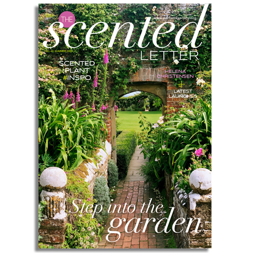 The Scented Letter 'Step Into the Garden' (Print Edition)