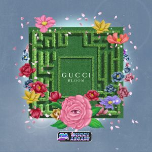 Gucci Bloom: the FREE arcade game!