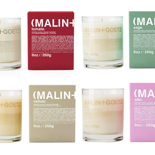WIN a MALIN+GOETZ summer scent candle gift hamper!