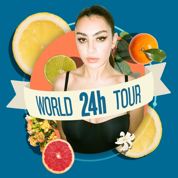 'Atelier Cologne eFestival with Charli XCX – get your FREE ticket!'