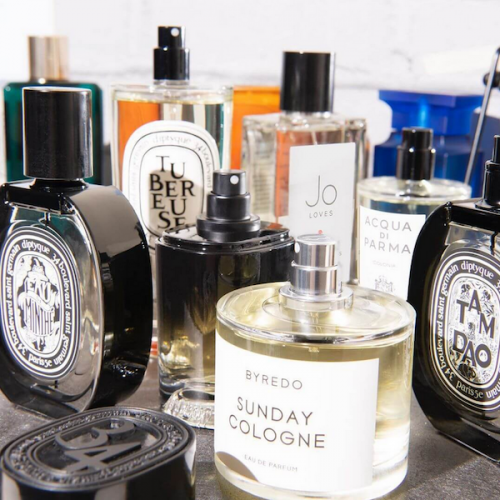 Welcome The Perfume Society