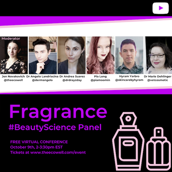'The Eco Well Ask: Is your fragrance 'clean'? And what does that actually MEAN?'