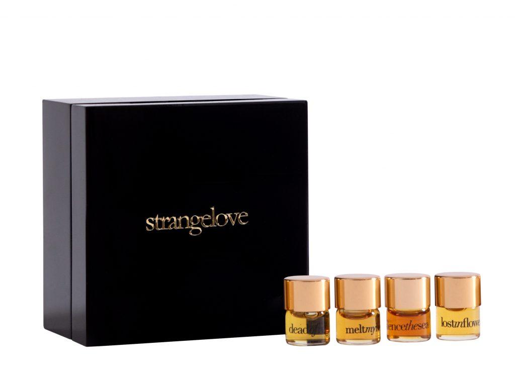 strangelove oil set
