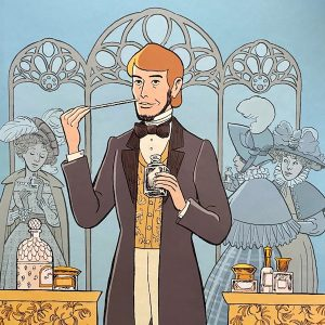 Fragrant Reads – Guerlain The Prince of Perfume
