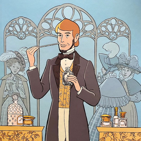 'Fragrant Reads – Guerlain The Prince of Perfume'