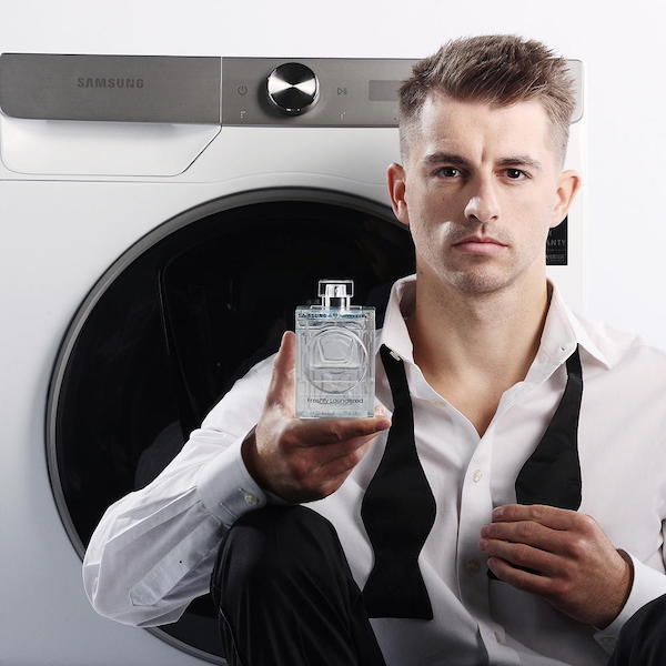 'Freshly Laundered – the scent inspired by one of the nation's favourite smells'