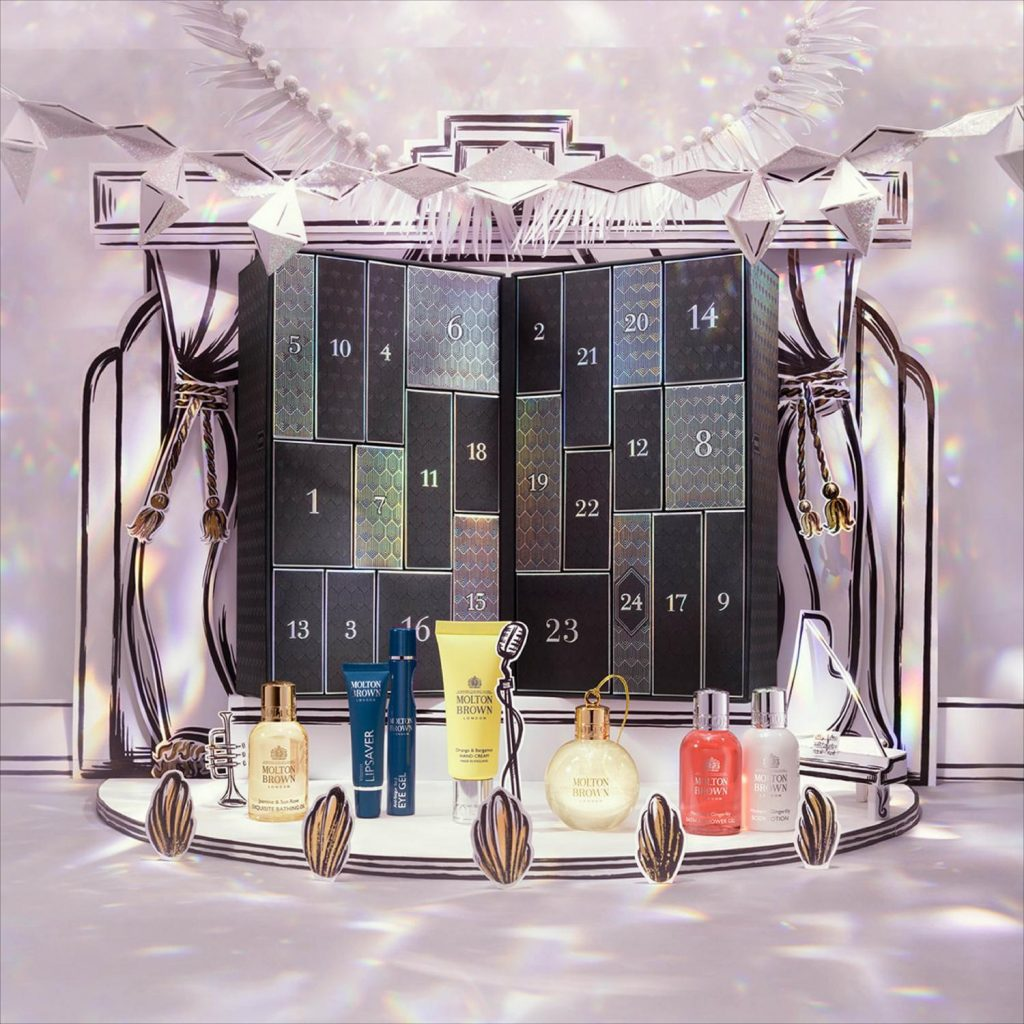 WIN a Molton Brown Fragrance Advent Calendar!