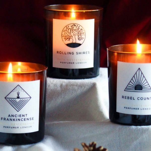 'WIN ALL THREE new Ruth Mastenbroek candles!'