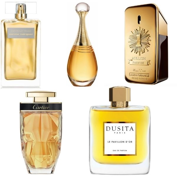 'Latest Launches: Solid Gold Scents'