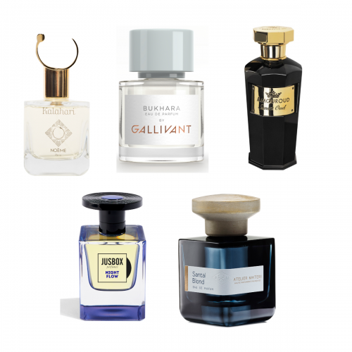 'Latest Launches: Sunset Scents'