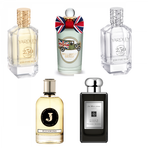 'Latest Launches : Great British Brands'