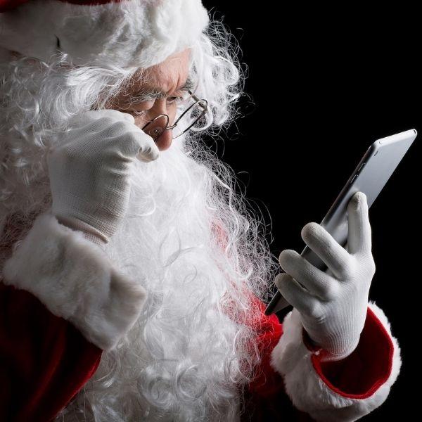 Santa's FREE gift… get your Secret Scent-er
