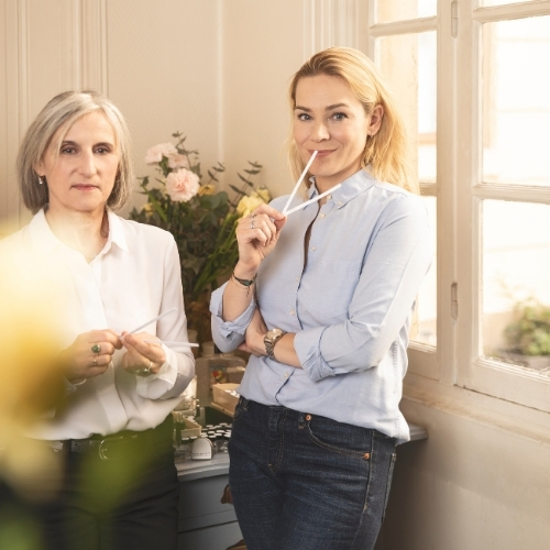 Goutal Paris – watch Camille Goutal and Isabelle Doyen in conversation