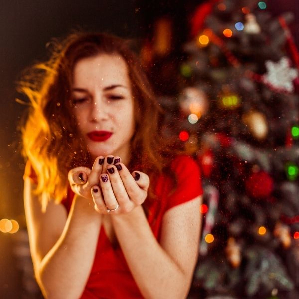 Spraying Home for Christmas… scents we're using to evoke loved ones