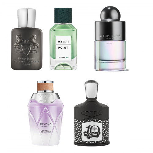 'Latest Launches: Scents to Celebrate'