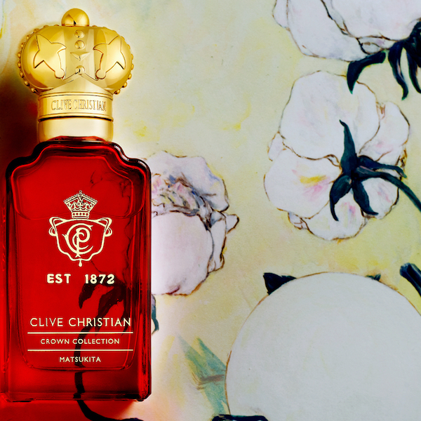 Clive Christian Matsukita – a fragrant history, revived