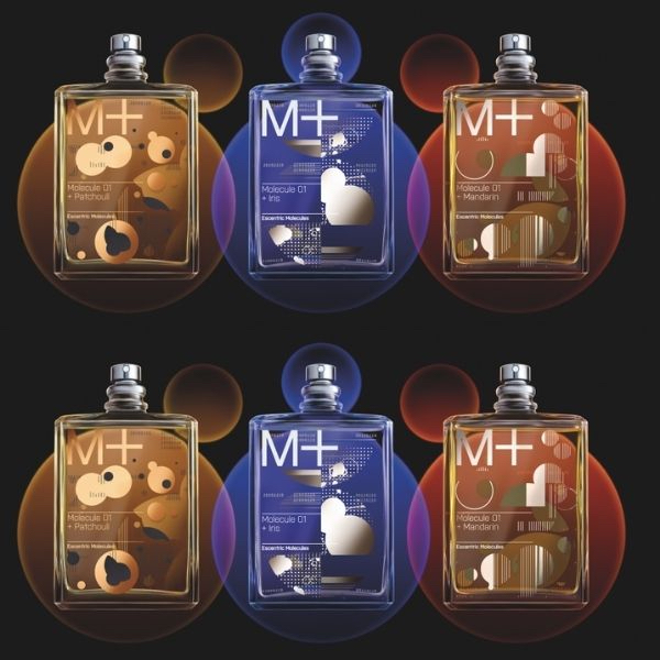 'Escentric Molecules M+ – a trio of NEW fragrances! Molecule 01 + naturals'