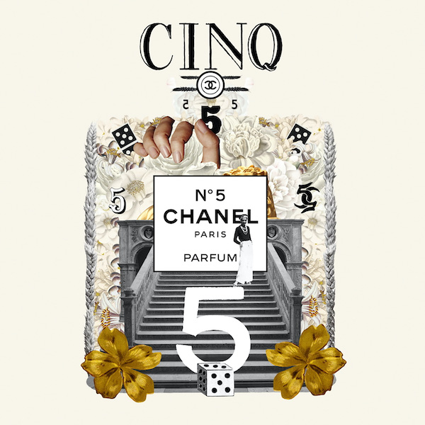 'Happy Birthday Chanel! N°5 – 100 years of celebrity'