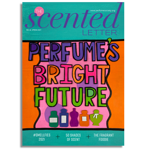 The Scented Letter 'Perfume's Bright Future' (Print Edition)