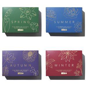 Seasonal Scents Subscription Box
