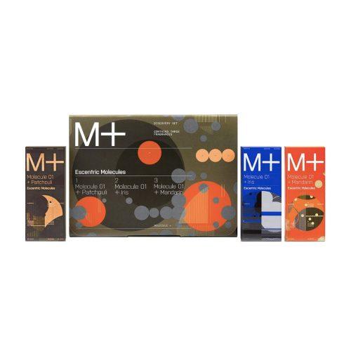 Escentric Molecules M+ Discovery Set