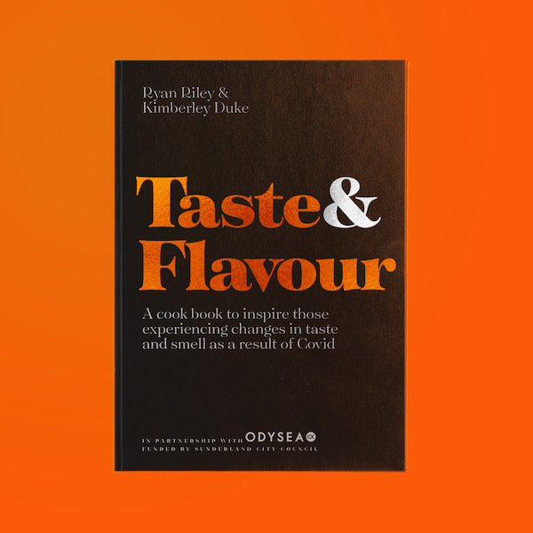 'Taste & Flavour – FREE cookbook for Covid sufferers who've lost their sense of smell'