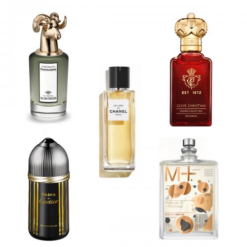 'Fragrances for… feeling eau so sophisticated'